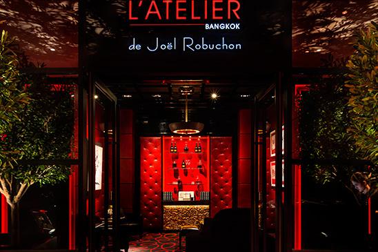 Le monde de jo l robuchon restaurants atelier jo l - Salon de joel robuchon ...