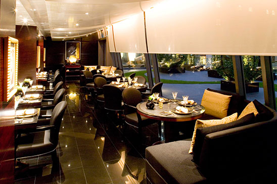 Hongkong restaurant jardin of jo l robuchon le monde for Jardin hong kong