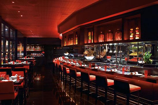 Las Vegas Atelier Restaurant Of Jo 235 L Robuchon Le Monde