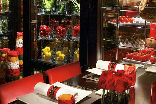 Las Vegas Atelier Restaurant Of Joel Robuchon Le Monde De Joel Robuchon