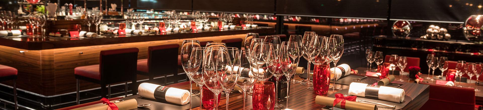 Montr al restaurant atelier of jo l robuchon le monde for Atelier cuisine montreal