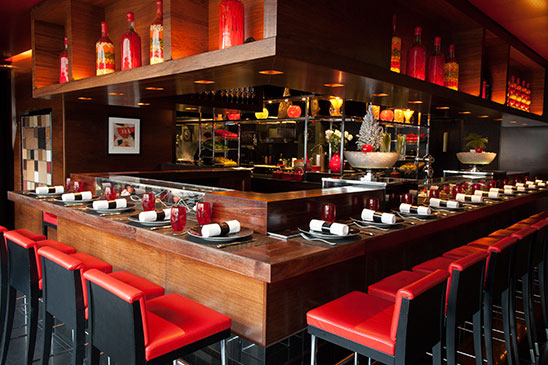 paris saint germain restaurant atelier of jo l robuchon le monde de jo l robuchon. Black Bedroom Furniture Sets. Home Design Ideas