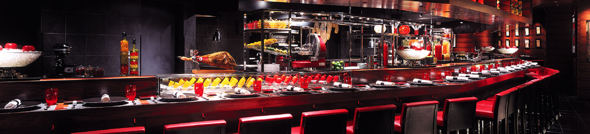 Le monde de jo l robuchon restaurants atelier jo l for Atelier cuisine montreal