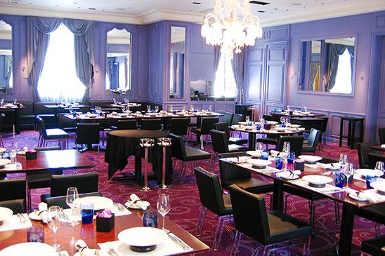 tokyo - restaurant la table de jo u00ebl robuchon